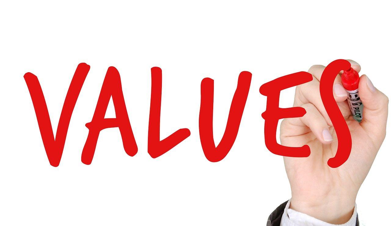 価値について